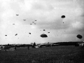 British paratroops landing on DZ-X and LZ-Z