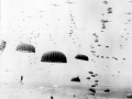 Paratroops land in Holland