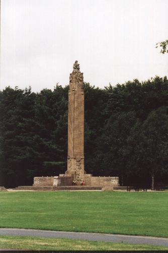 Airborne Monument, Oosterbeek