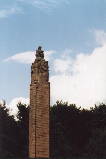 Top of column