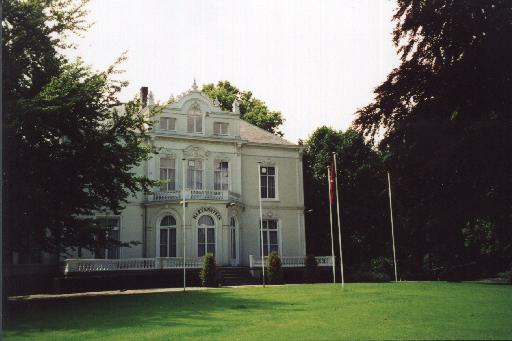 The Hartenstein, front view