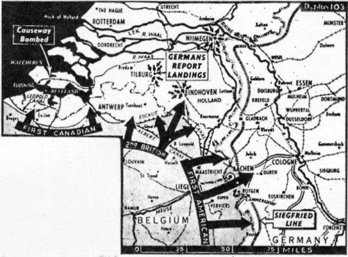 Arnhem landings